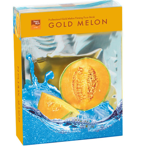 Beauty Style Gold Melon Firming Face Mask (6 pcs.)